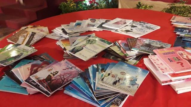Berkat Sabu-Sabu, Santri dan Pengurus Pesantren di Cipadung Ini Mampu Membuat 231 Buku