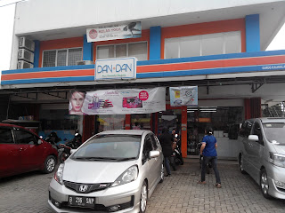 Dan+Dan Store Curug Raya, Kalimalang