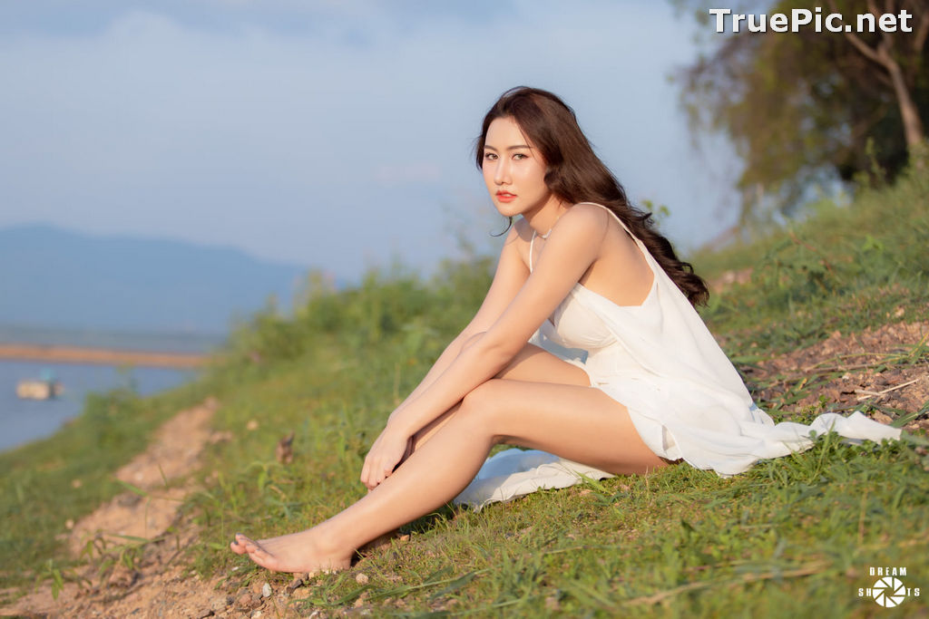 Image Thailand Model - Rungsiya Chuanchom - White Sexy Girl and The Beach - TruePic.net - Picture-6