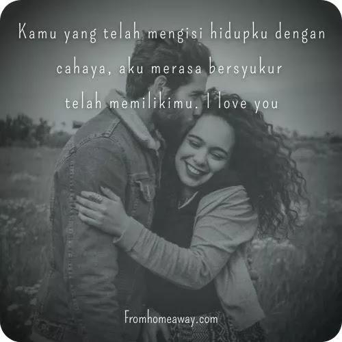 Kata Kata Cinta Untuk Kekasih Laki Laki