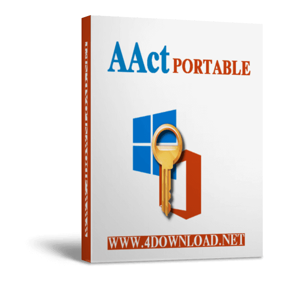 Download AAct v3.9.9 Portable