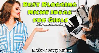 Best Blogging Niches for girls