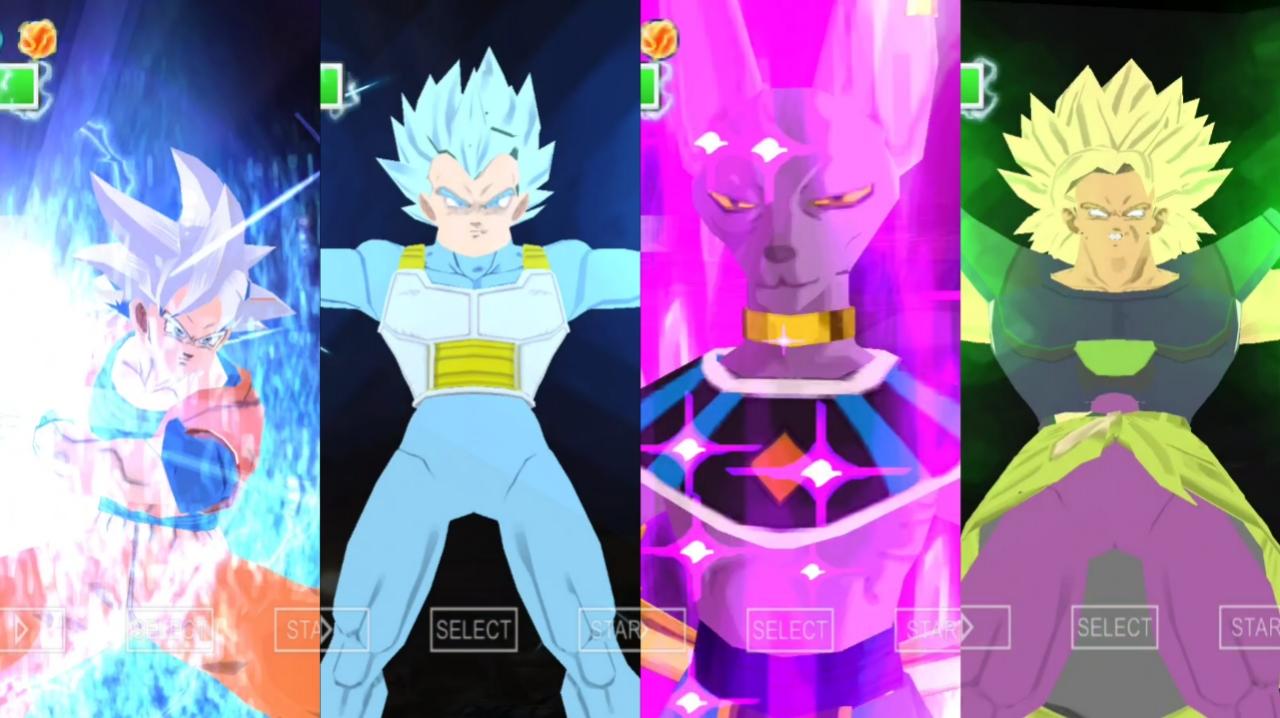 Dragon Ball Super Movie DBZ TTT Mod