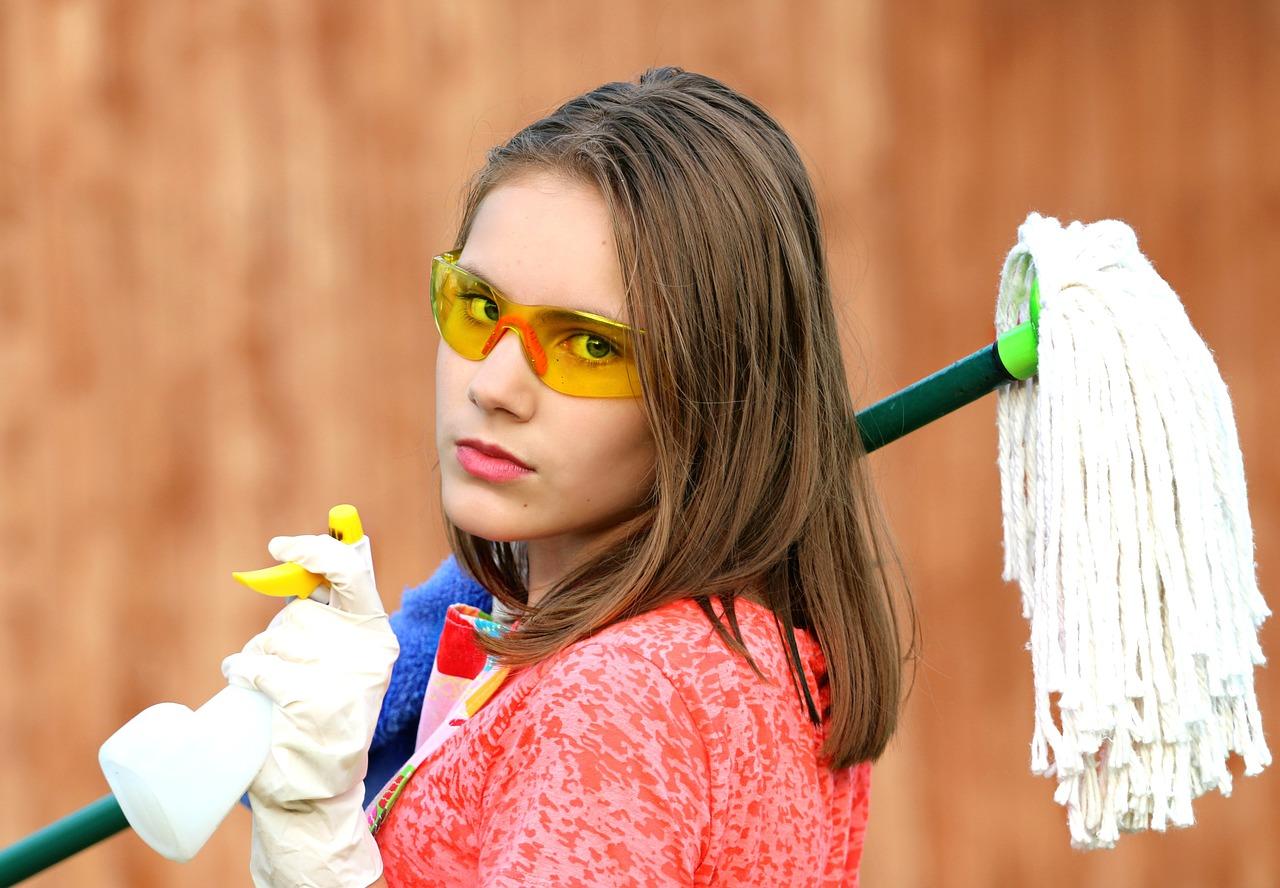 sprzątanie przed świętami