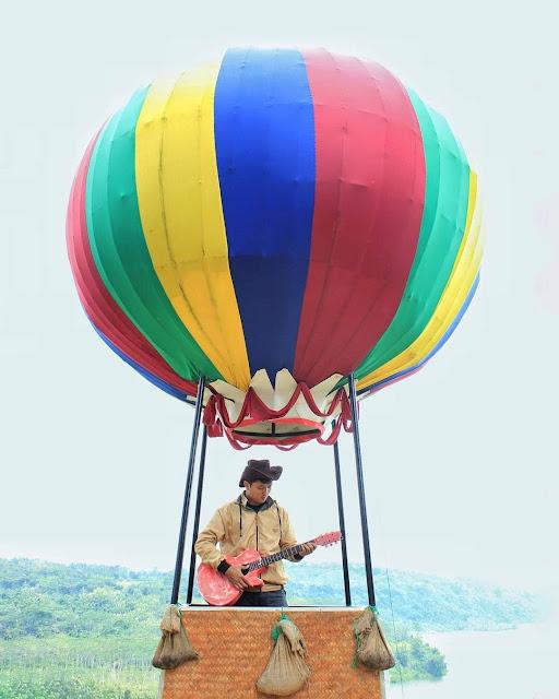 Spot Balon Udara Goa Kreo