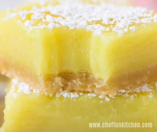 Vegan Lemon Bars Recipes