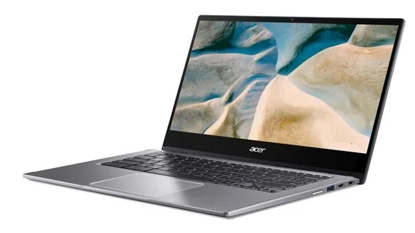 Acer introduces the Chromebook Spin 514 laptop with an advanced processor .. Price and specifications