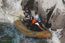 Rafting Sungai Elo Di Jawa Tengah