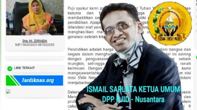 Soal PPDB T.A 2021/2022, Kepala SMA Negeri 9 Pekanbaru Jadi Sorotan Publik