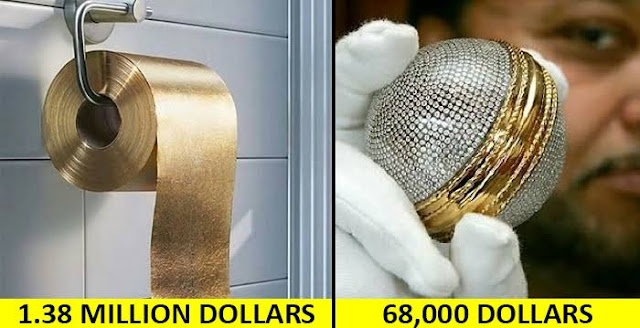 Useless things billionaires spend their money on