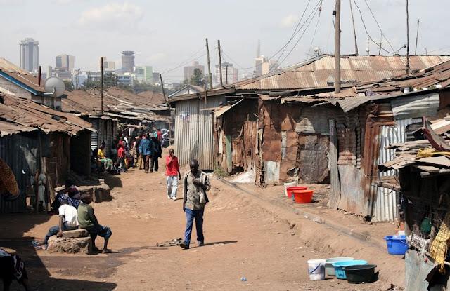 slums in Uganda - moladi