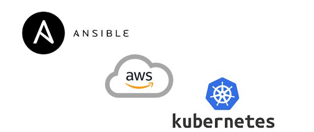 Kubernetes Multi-Node cluster on AWS Using Ansible