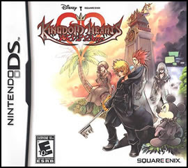 Kingdom Hearts 358/2 Days, nds, español, mega