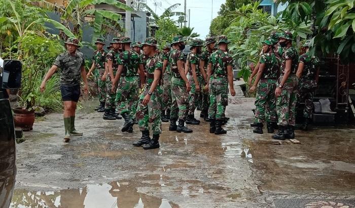 Banjir Rendam Puluhan Rumah di Tabanan, Warga Dievakuasi
