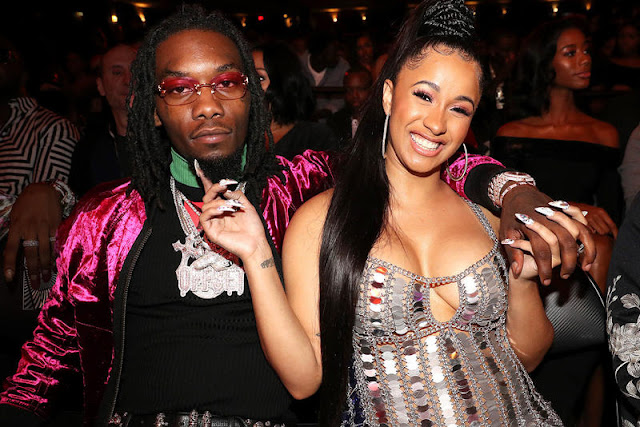Nicki Minaj amtumia Cardi B zawadi  ya Dola 5,000
