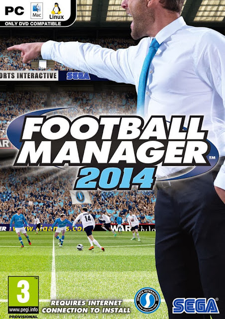 Football Manager 2014 Full Crack Free Download