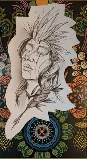 Márcio Nunes, tatuagem e arte