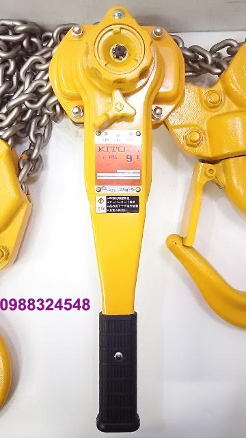 Pa lăng lắc tay Kito LB090 9 tấn