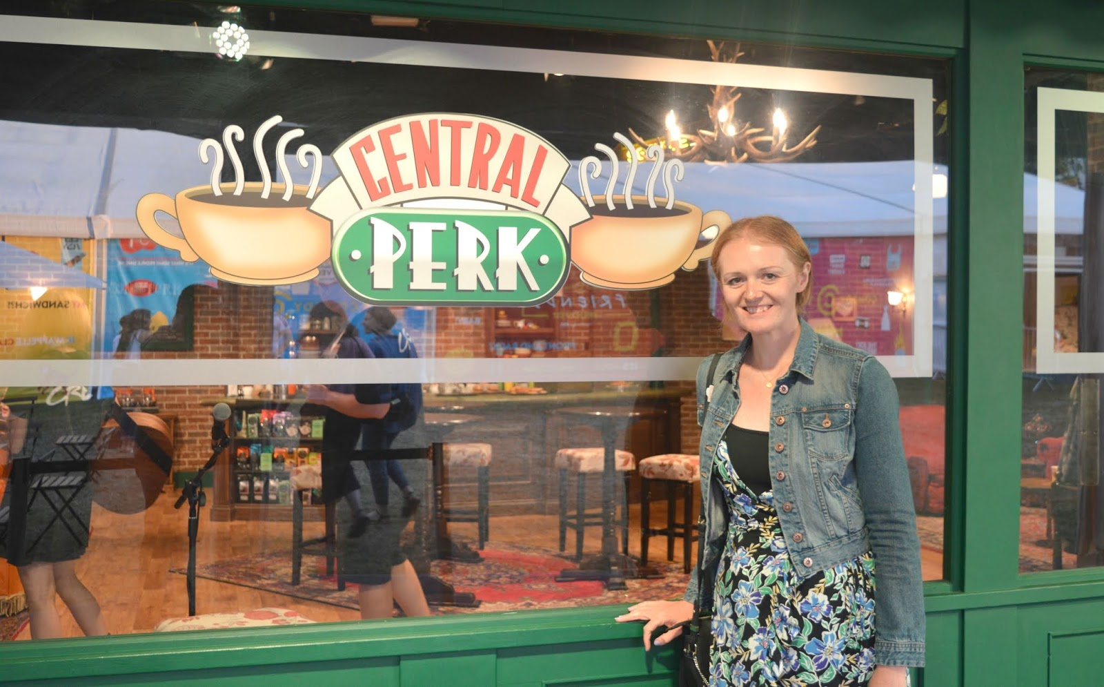 Friends Fest Newcastle  - Central Perk