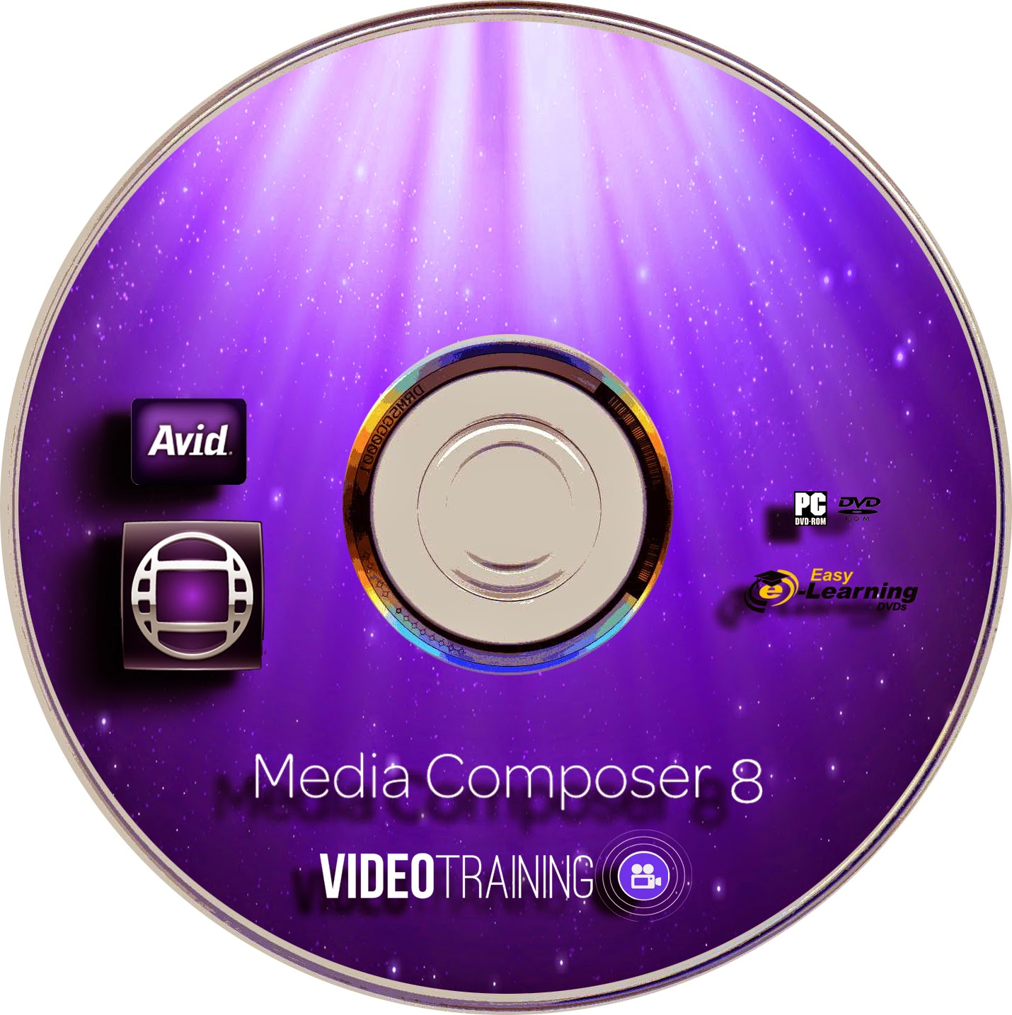 Learn Avid Media Composer 8 Video Training Tutorial DVD