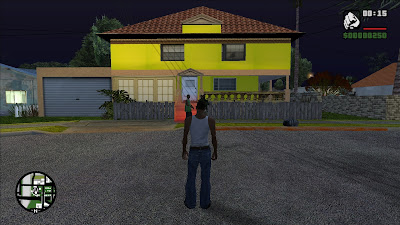 GTA San Andreas Modern Grove Street 2 Download Pc