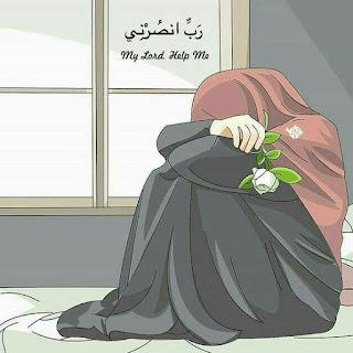 بنات حزينة