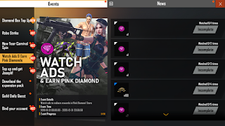 GET FREE DIAMOND IN FREE FIRE