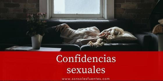 Secretos confesados y confidencias sexuales de las mujeres reales