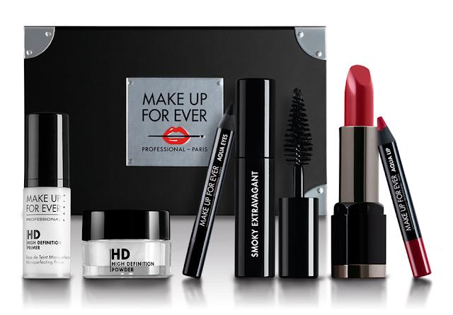 Idées cadeaux pour le temps des fêtes par Make Up For Ever