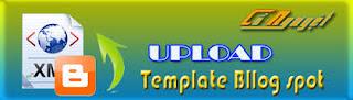 cach thay doi template blogspot