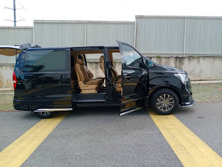 Car rental Hyundai Starex Malaysia