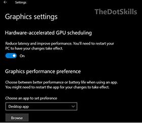 Accelerated GPU