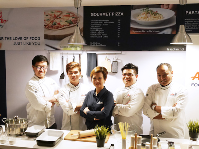 Anchor Food Professionals - New Global Foodservices Brand By Fonterra