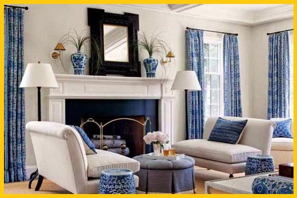 relaxing interior paint color