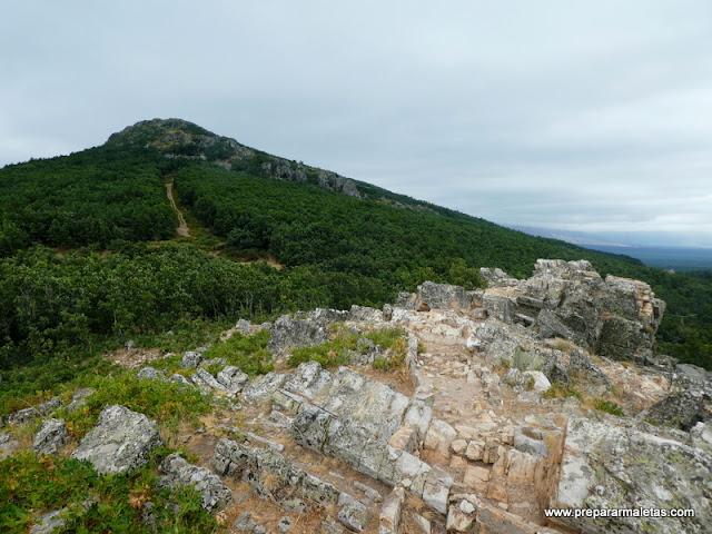 montañas cerca de Riaza para senderismo