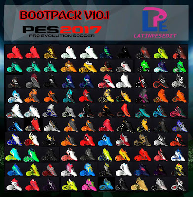 PES 2017 Bootpack v10.1 + FIX AIO by LPE
