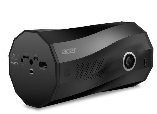 Acer C250i portable LED wireless projector
