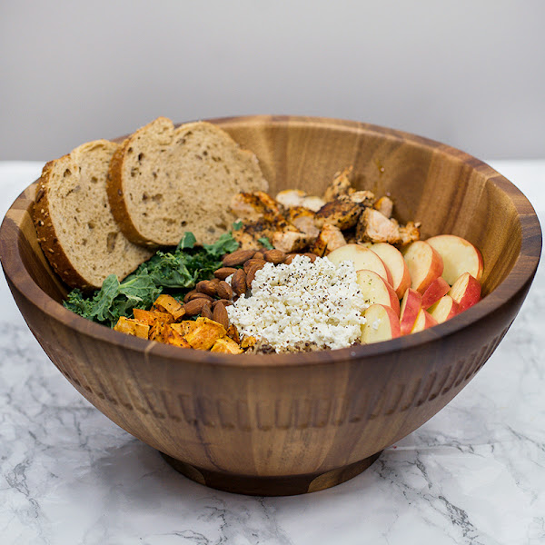 Sweetgreen Harvest Bowl Salad