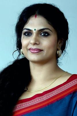 Malayalam  actress Asha Sarath