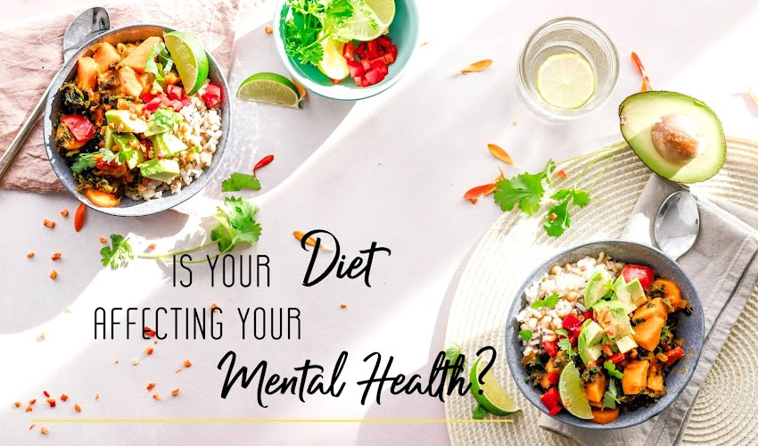 Is Your Diet Bad For Your Mental Health?