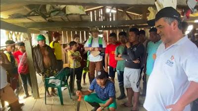 La tragedia humanitaria que se vive en el Alto Baudó