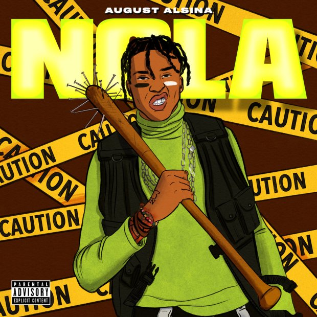MP3: August Alsina – NOLA #Arewapublisize