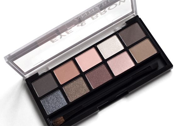Annabelle Spring 2017 Eye Brow Palette Review Photos Swatches