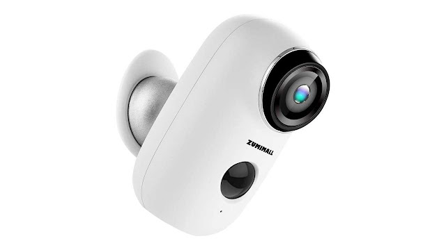 Zumimall Home and Outdoor Night Vision Security Camera