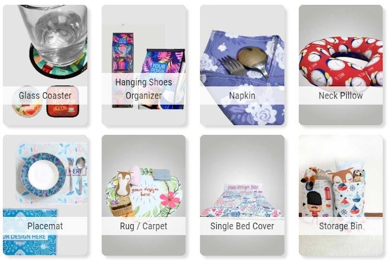 Produk Menarik Dengan Design Anda Sendiri Di Custom.My