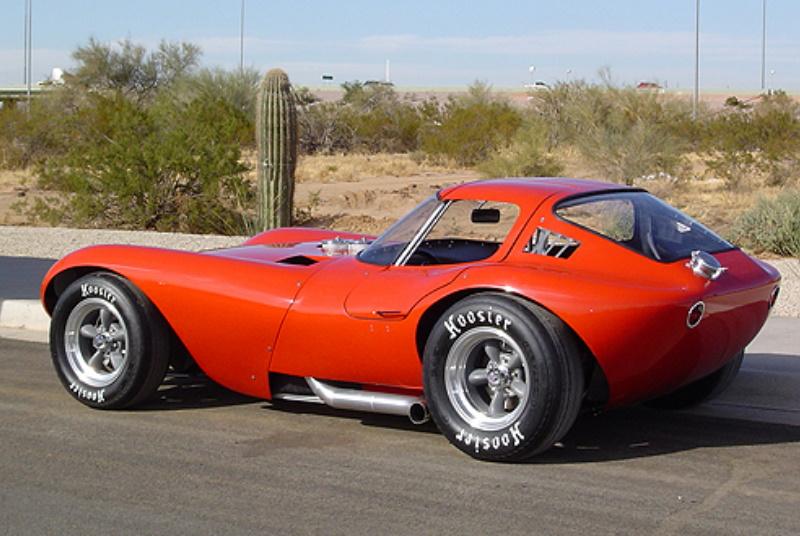 Chevrolet Cheetah by Bill Thomas