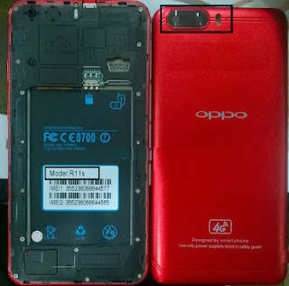 Oppo Huawei Clone R11s Flash File MT6580 7.0 Firmware Stock Rom