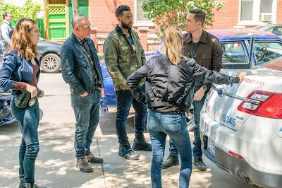 Cena do 1º episódio da 7ª temporada de Chicago P.D. (Divulgação: Universal TV)