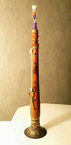 alat musik serunai minangkabau