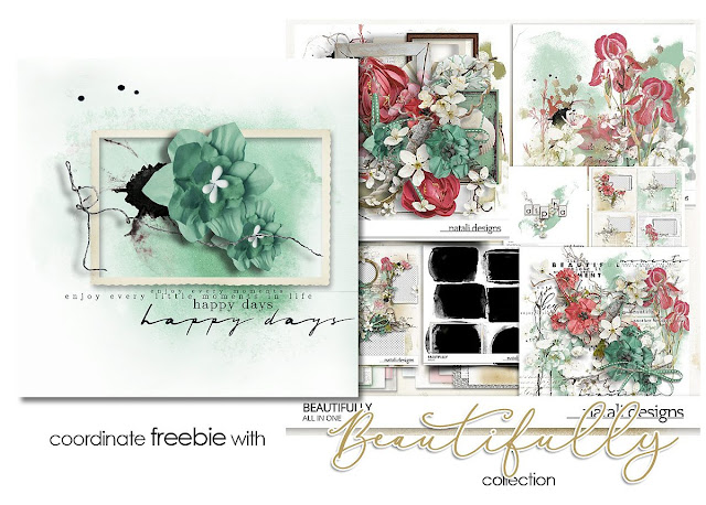 Beautifully collection, freebie